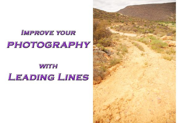 leading lines photography lesson